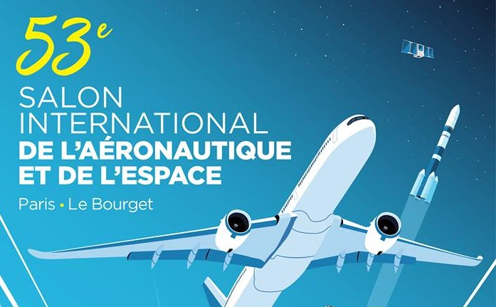 Salon Aeronautique Bourget