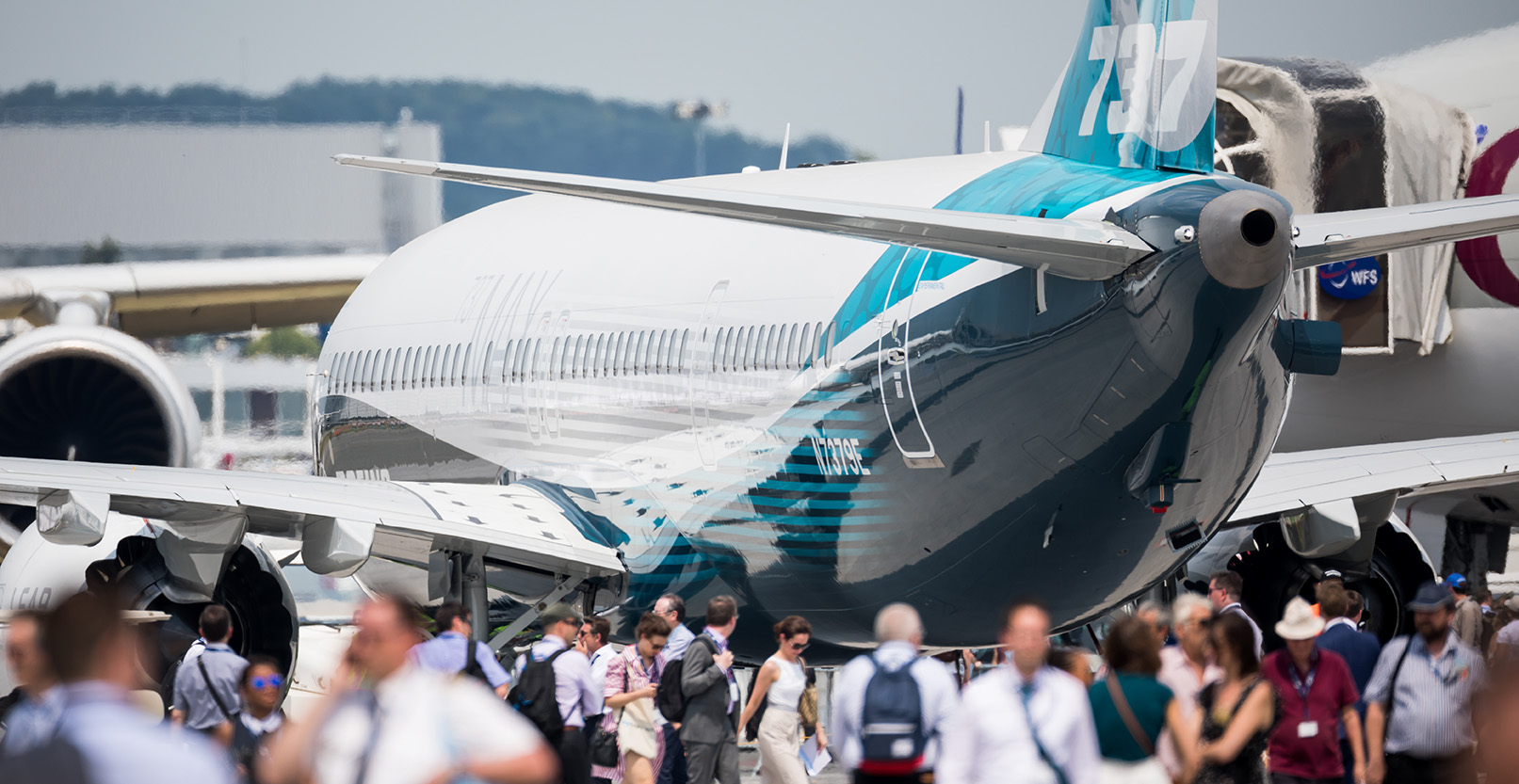5a502c5502794b Since it was created, the International Paris Air Show at Le Bourget has  been the aviation and space industry s largest dedicated show, with